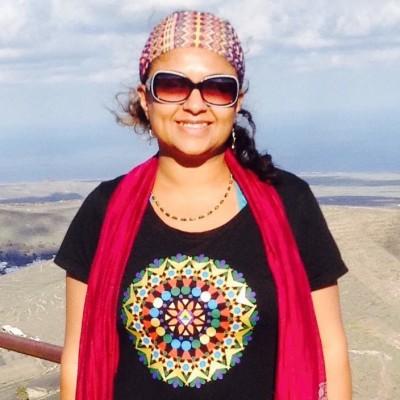 A photo of Vandna Mehta